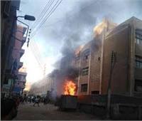 مصرع ربة منزل في انفجار أسطوانة بوتاجاز بأسيوط