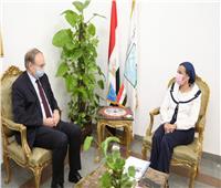 سفير الاتحاد الأوروبي يشيد بحملة eco egypt للتنوع البيولوجي