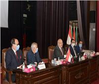 ننشر تفاصيل استعداد جامعة القاهرة للعام الدراسي 2020 - 2021