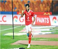 مروان يوسع الفارق مع إنبي بالهدف الثاني