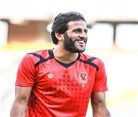 مروان محسن يسكت منتقديه ويخطف الأنظار في مباراة الأهلي وإنبي