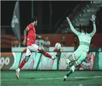 الشوط الأول| مروان محسن يتألق ويهدي الأهلي التقدم أمام إنبي