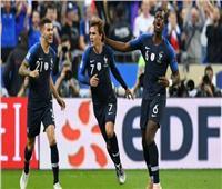 منتخب فرنسا يسحق أوكرانيا وديًا بسباعية