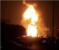 التلفزيون السوري: سماع دوي انفجار ضخم في مدينة درعا