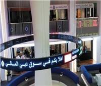 ارتفاع مؤشر بورصة دبي في نهاية تعاملات اليوم الخميس