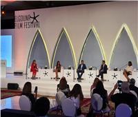 تكريم خالد الصاوى بالدورة الـ 4 بمهرجان الجونة السينمائي