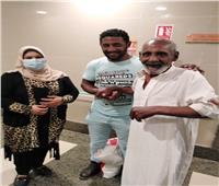 الرعاية الصحية: علاج 3 من كبار السن فاقدي الهوية بمستشفيات بورسعيد