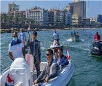 مهرجان بحري وسباقات لليخوت في احتفال الإسكندرية بنصر أكتوبر