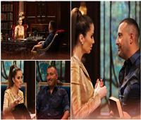 فيديو| كواليس لقاء أحمد السقا مع وفاء الكيلاني في «السيرة»