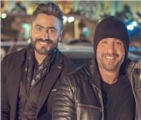 فيديو| أحمد السقا: «أنا زعلان من تامر حسني»