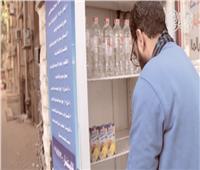 فيديو وصور| صدقة جارية «باتية وعصائر» في شوارع مصر