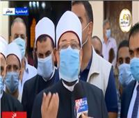فيديو| وزير الأوقاف: الدولة المصرية تبني في جميع المجالات
