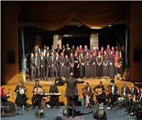 صور| فرقة مصطفى كامل للموسيقى العربية تحيي ذكرى أكتوبر في الإسكندرية