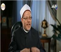 مفتي الجمهورية: يجب على مسلمي الغرب تقديم صورة مشرفة عن الإسلام