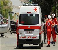 مقتل 4 وإصابة آخرين في انفجار خزان وقود في بيروت