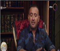 فيديو| أحمد السقا يوجه رسالة لتامر حسني