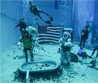 ناسا تختبر بدلات فضاء تحت الماء للعودة إلى القمر