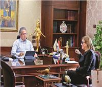 حوار |«العناني»: الرئيس السيسي يتابع شخصياً العمل بالمتحف الكبير يومياً
