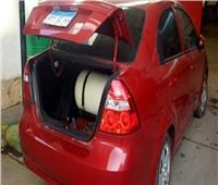 بعد قرار لجنة التسعير .. محافظات المرحلة الأولى بمشروع تحويل السيارات البنزين  للغاز