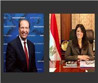 المشاط للبنك الدولى: مصر كانت سباقة فى مواجهة جائحة كورونا