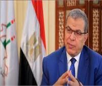 """وزير القوى العاملة يسلم 250 شهادة """"أمان"""" للعمالة غير المنتظمة بجنوب سيناء"""