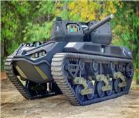 فيديو  تطوير نسخة كهربائية للمركبة القتالية الروبوتية «M5 Ripsaw»