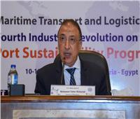 محافظ الإسكندرية: قطاع النقل البحري بمصر يشهد طفرة بتطبيقات التكنولوجيا