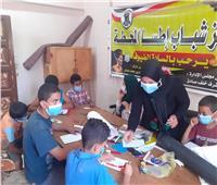 ثقافة المنيا تحتفل بنصر أكتوبر مع أبناء قرية أطسا المحطة بسمالوط