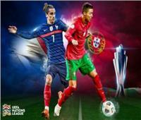 تعرف على القناة الناقلة وموعد قمة دوري الأمم الأوروبية بين فرنسا والبرتغال