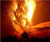 انفجار ناجم عن تسرب غاز يسوي مبنى بالأرض في إيران