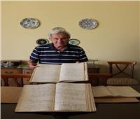 مكتبة الإسكندرية تتسلم معجم «اللغة المصرية القديمة» من أسرة الراحل أحمد باشا كمال