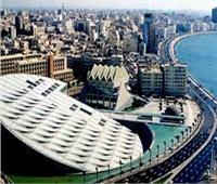 مجمع الكليات الجديد بأبيس يدخل الخدمة بجامعة الإسكندرية العام الدراسي الجديد