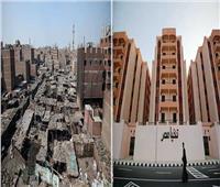 «تطوير العشوائيات».. هكذا حولت مصر المناطق الخطرة إلى« مساكن آمنة»
