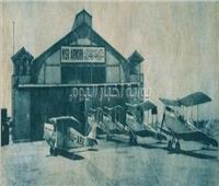 صور تنشر حصريا.. أول طائرة مدنية مصرية