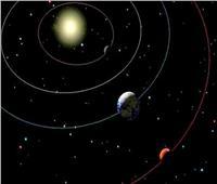 ظاهرة نادرة  «المريخ» يقابل ضوء الشمس ويظهر واضحًا في السماء.. الثلاثاء