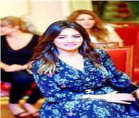 دينا فؤاد: إشادة الرئيس السيسي بدورى فى «الاختيار» أعلى وسام فى حياتى