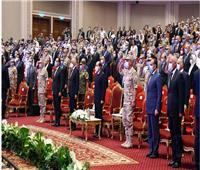 «كيف كنا وأين أصبحنا ؟».. رسائل الرئيس بالندوة التثقيفية الـ ٣٢ للقوات المسلحة