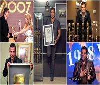 «7 ميوزك أورد» ودخوله «جينيس».. أبرز 10 جوائز وإنجازات في مشوار الهضبة