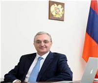 غدا.. وزير خارجية أرمينيا يلتقي رؤساء مجموعة مينسك في موسكو