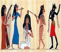 حكايات| آلات موسيقية فرعونية المنشأ.. «نوتة» المصري القديم مدونة على الجدران