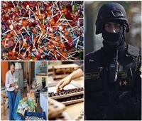 السم في «الشوكولاتة واللبان».. سقوط أباطرة مافيا «الحلوى الفاسدة»| صور