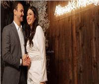 «مفاجأة» في حفل زفاف نجل الفنان خالد صالح على هنادي مهنى