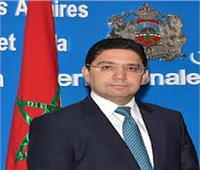 وزير الخارجية المغربي يكشف موقف بلاده من عودة العلاقات مع إيران