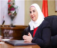 وزيرة التضامن: 18 ألف طفل بلا مأوي في الشارع