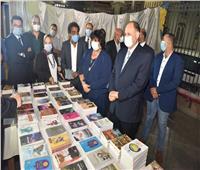 وزير الثقافة ومحافظ أسيوط يفتتحان معرض منتجات «صنايعية مصر»