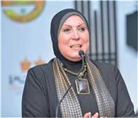 فيديو| نيفين جامع: حضور الرئيس لافتتاح «معرض تراثنا» رسالة هامة لأصحاب الحرف