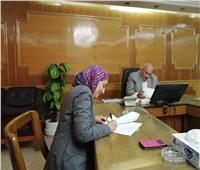 «جامعة حلوان» توقع بروتوكول تعاون مع «القابضة للغزل والنسيج»
