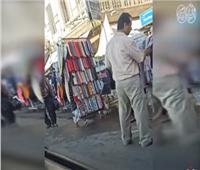 فيديو  الاسم تاريخي والمشهد عشوائي..شارع 26 يوليو يستغيث