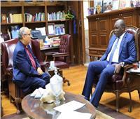 """سفير جنوب السودان لرئيس """"الأسقفية"""": كنيستكم تشجع على قبول التنوع"""