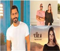 جلال فهمي ينتهي من ألبوم تامر حسني الجديد.. ويُقدم موهبة جديدة